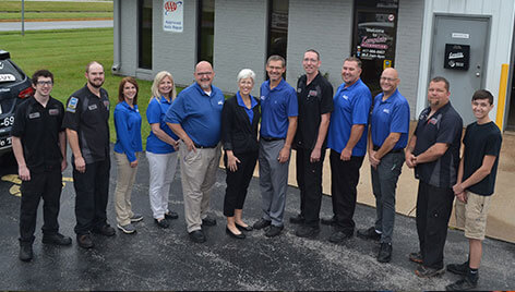Complete Automotive Team